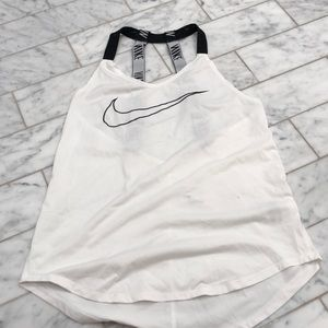 Nike workout top